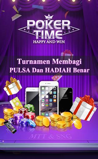 Poker Time -Pulsa Texas Holdem 2.3 screenshots 1