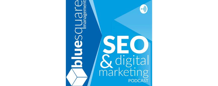 Blue Square SEO & Digital Marketing Podcasts logo