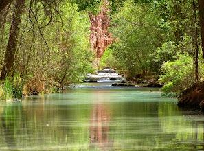 Photo: Havasupai Falls, Arizona