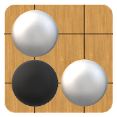 Gomoku Board - play with your friend & A.I.