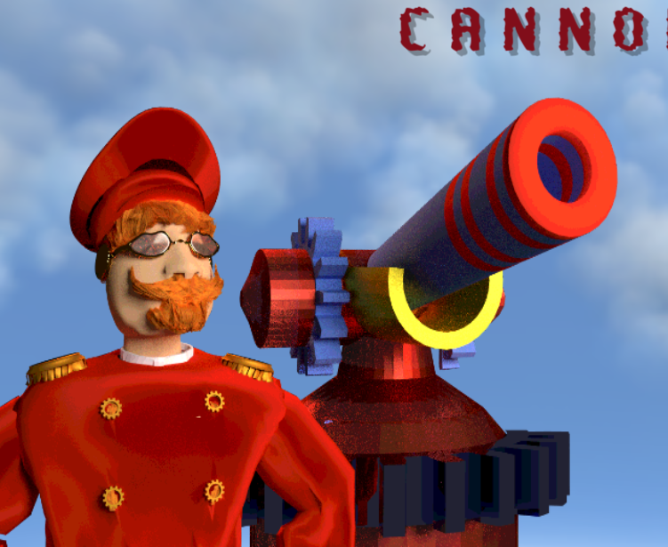 HaHa Cannon- screenshot