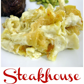 Steakhouse Mac & Cheese.
