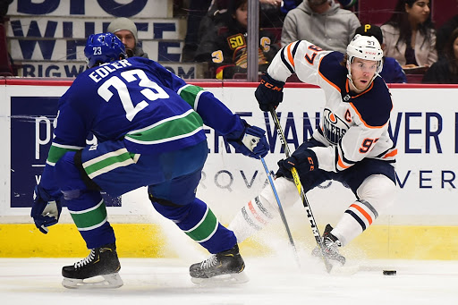 Game Notes, Canucks @ Oilers: Where does this year's team rank in the franchise's post-80s era?