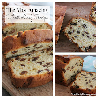 The Most Amazing Fruit Loaf.