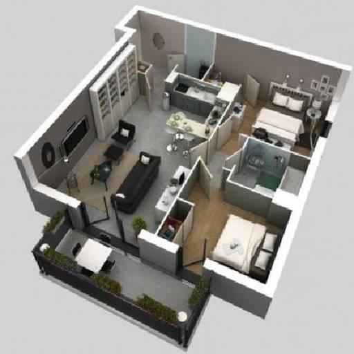 300+ Denah Rumah Minimalis + Tips Feng Shui & 300+ Denah Rumah Minimalis + Tips Feng Shui Apk   Download Only ...