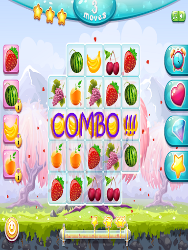 Fruit Splash Mania Saga