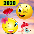 😎 Moving Emogie Stickers - Animated WAStickerApps apk