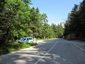 Photo: Tu treba skrenuti (4 km od Stalka)