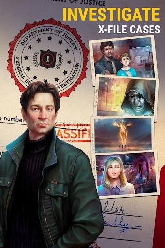 The X-Files: Deep State - Hidden Object Adventure 2.6.31 screenshots 1