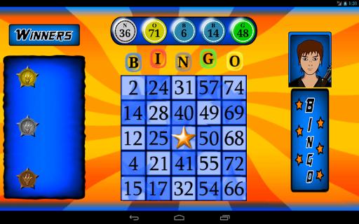 Bingo Hall Login