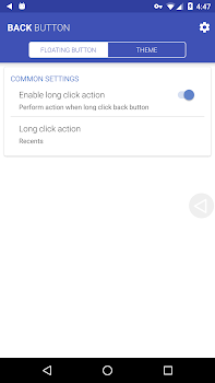 Back Button - Assistive Touch