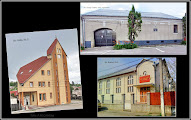"Photo: ""Biserici Baptiste din Turda: - Biserica din str.Gelu nr.5 - Biserica din str.Roşiori nr.2 - Biserica SPERANŢA din str.Coşbuc nr.9 Foto: Ana-Maria Catalina"" sursa Facebook, R.C. https://www.facebook.com/permalink.php?story_fbid=1887105171602961&id=100009104908756&pnref=story"