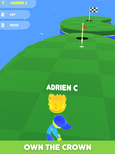 Golf Race - World Tournament filehippodl screenshot 6