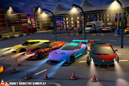 Prado luxury Car Parking Games 2.0 screenshots 5