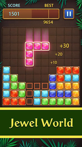 Block Puzzle - Jewels World painmod.com screenshots 17