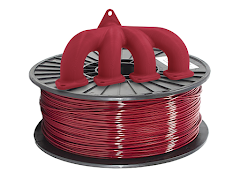 Burgundy PRO Series ABS Filament - 2.85mm (1kg)