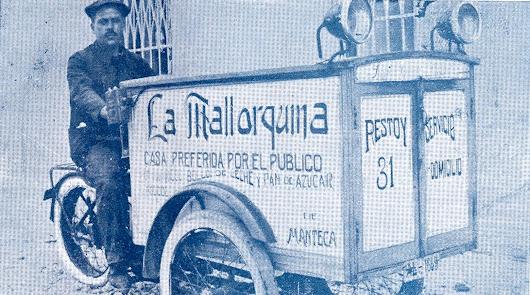 La Mallorquina fue el primer Uber de Almería hace más de un siglo