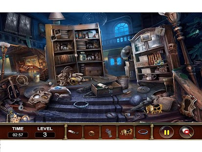 Crime Case Investigation Hidden Object - náhled