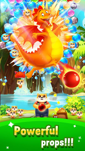 Bubble Shooter - save little puppys screenshots 6