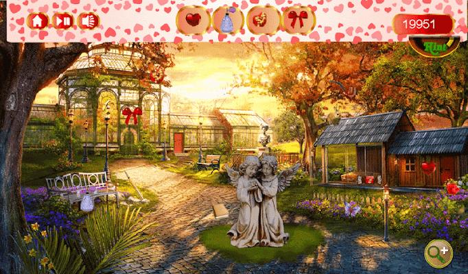 Hidden Object- Mysterious Love - screenshot
