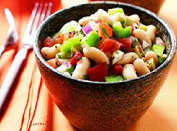 Warm White Bean Salad Recipe