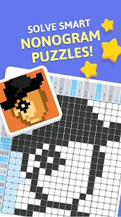 Logic Pic ✏️ - Solve Nonogram & Griddler Puzzles - náhled