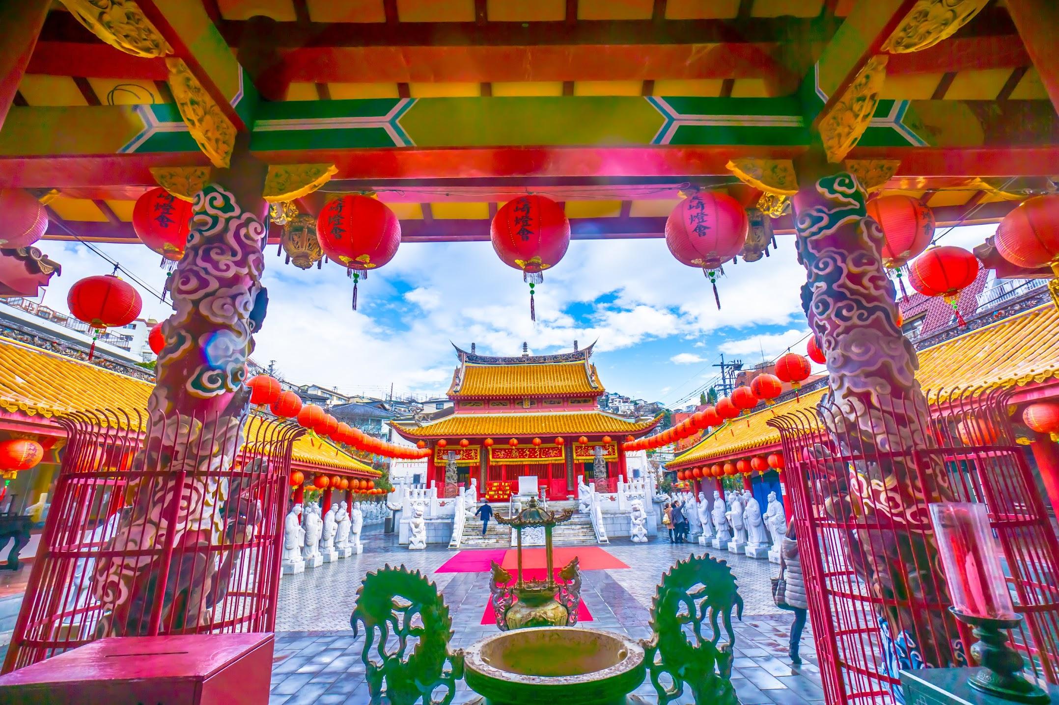 Nagasaki Confucian Shrine2