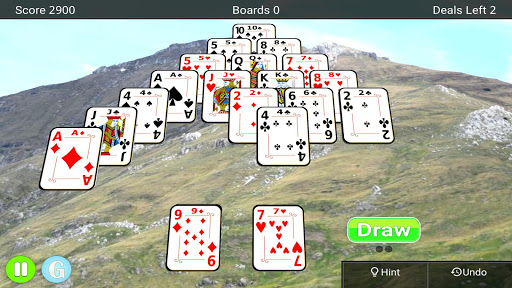 Pyramid Solitaire 3D Ultimate 1.2.3 screenshots 20