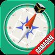 Qibla Compass - Prayer Times, Azan & Ramadan 2018 APK