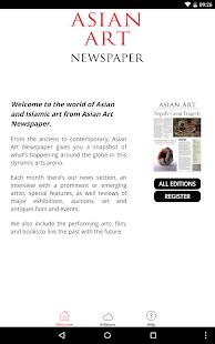 Asian Art Newspaper - Digital - náhled