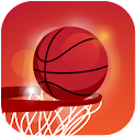 Basketball Shooting with Score icon