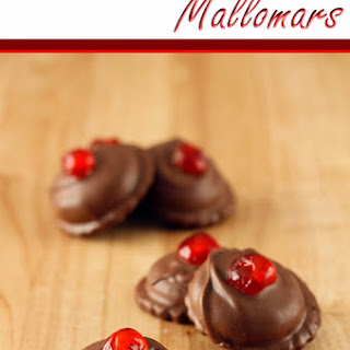 Cherry Cordial Mallomars