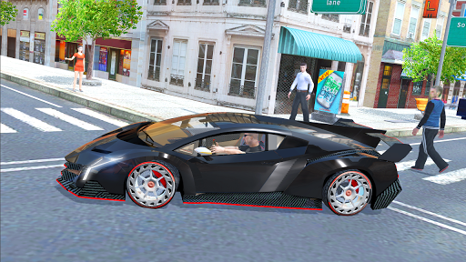 Car Simulator Veneno