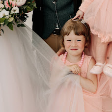 Wedding photographer Alina Postoronka (alinapostoronka). Photo of 04.09.2018