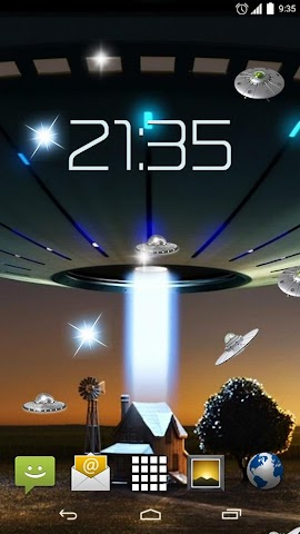 android UFO Unidentified Flying Object Screenshot 3
