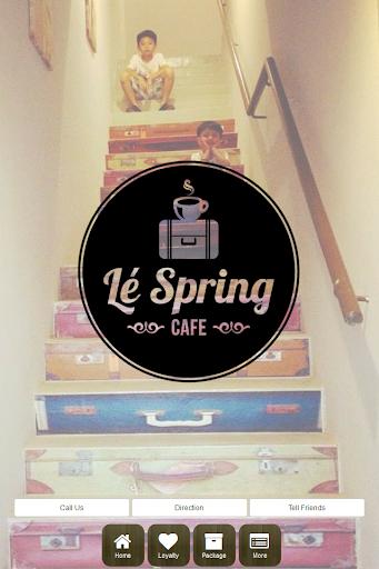 Le Spring Cafe