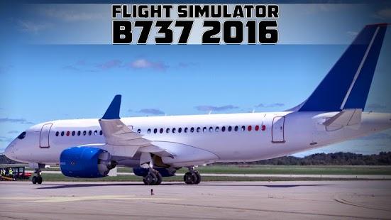 Game Flight Simulator B737 2016 APK for Windows Phone