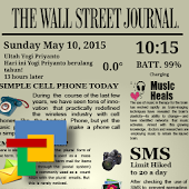 Newspaper for Total Launcher