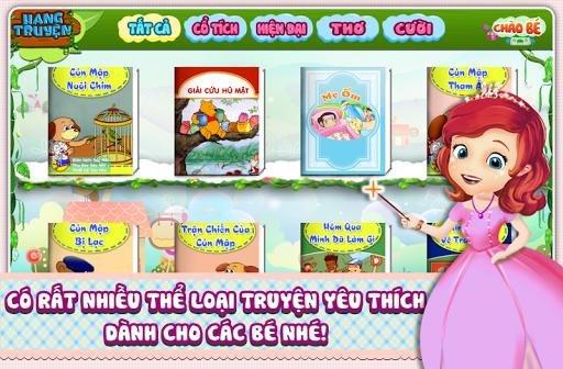 Hang Truyện - Cổ Tích Việt Nam