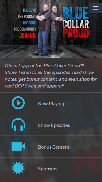 Blue Collar Proud Show- screenshot