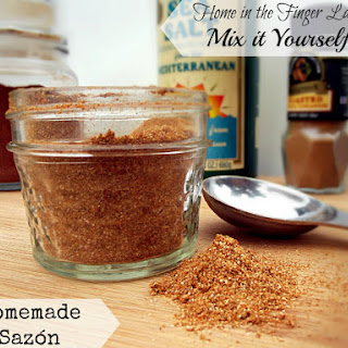 Homemade SazóN Recipe