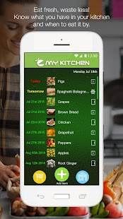 EatBy App- screenshot thumbnail