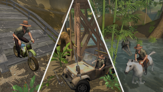 4×4 Safari: Online Evolution Mod Apk Download For Android and Iphone 8