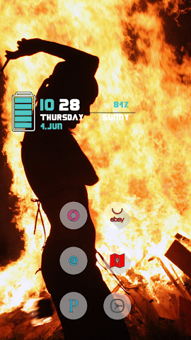 android Lonely heart Screenshot 2