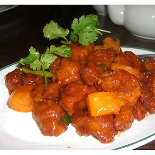 Sweet -N- Sour Chinese Chicken