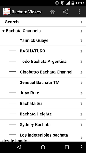 Bachata Videos