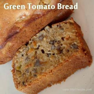 Green Tomato Bread.
