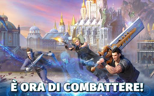 Final Fantasy XV: A New Empire  άμαξα προς μίσθωση screenshots 2