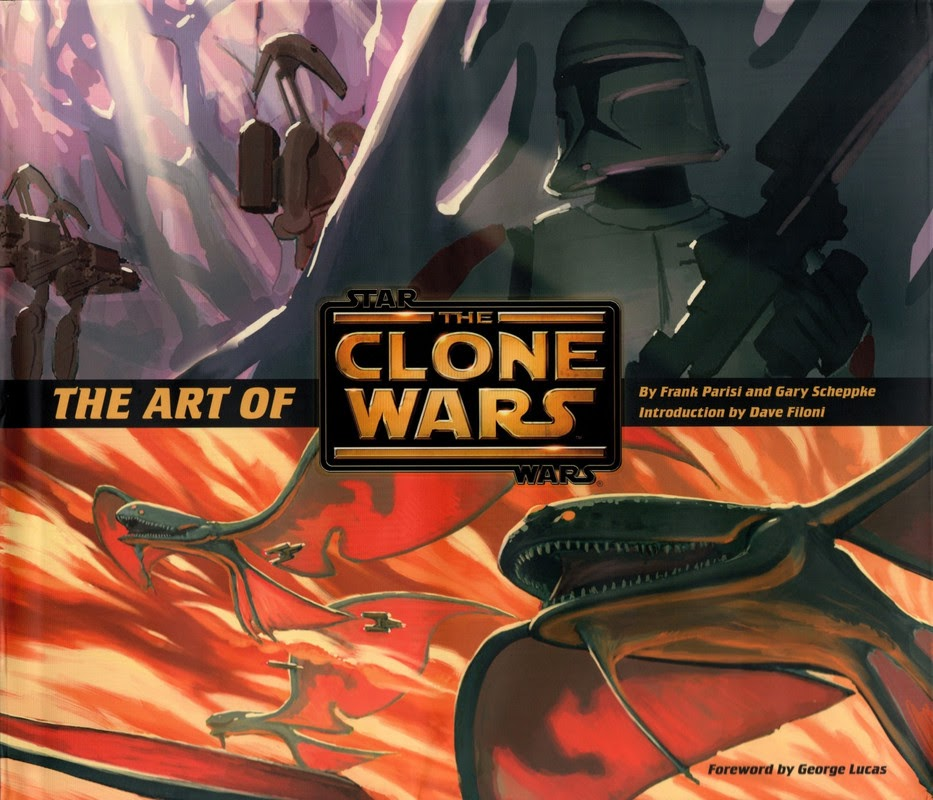 The Art of Star Wars: The Clone Wars (2009)