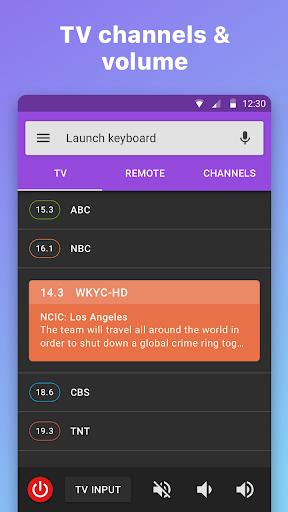 Remote for Roku - RoByte  screenshots 4